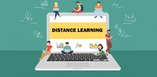 Distance Learning @ NMS