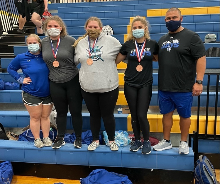 girls powerlifting state qualifiers