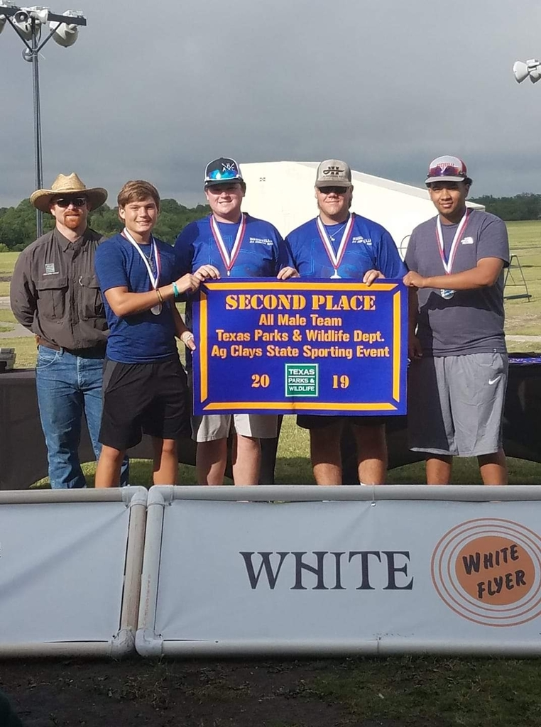 2nd in State Shotgum Team