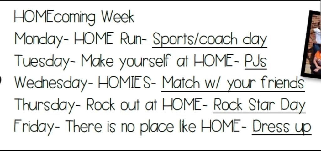 homecoming themes