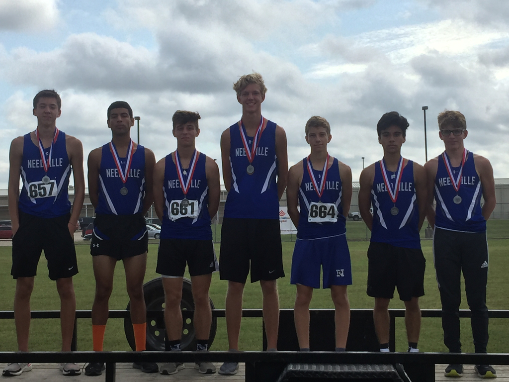 Guys district runner-ups
